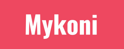 Mykoni Coupons